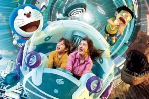 各位要一起進去囉!日本環球影城「哆啦 A 夢」全新實境遊戲讓你展開「最有溫度的體驗」!