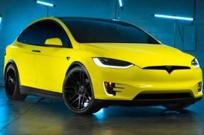 連配色也可以 DIY 了!TESLA 推出自家車款客製化「改色包膜」完整服務!