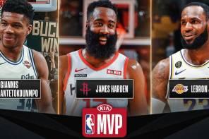 籃球世界最強獎落誰家?NBA 公布「2019/2020」賽季 MVP、最佳新秀等獎項名單!