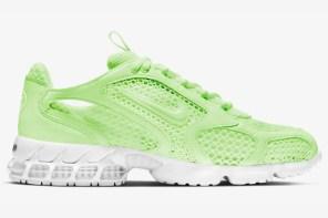 Stussy x Nike 滿街跑!自帶仙氣的「薄荷綠」看起來更耀眼吧?