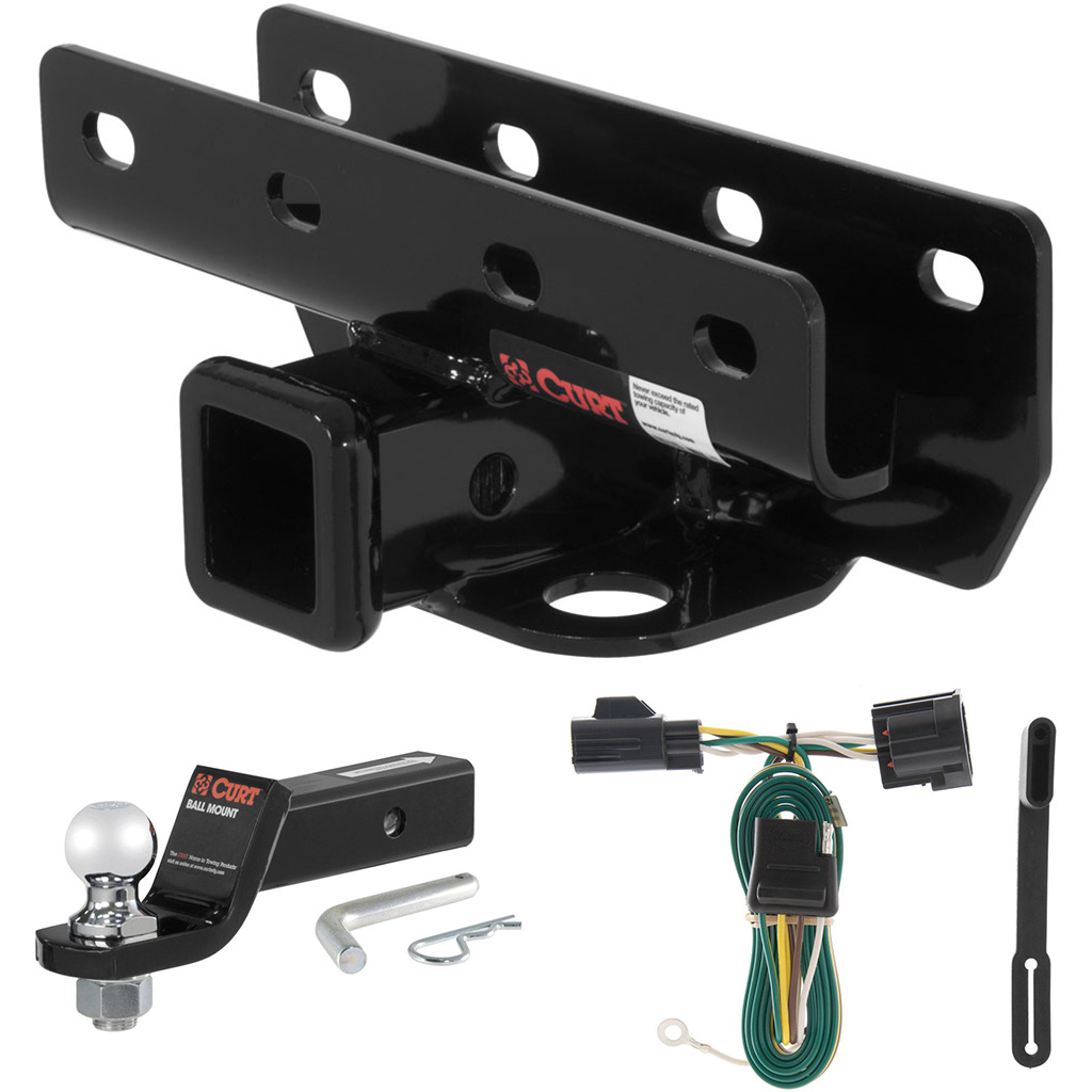 jeep wrangler trailer hitch wiring
