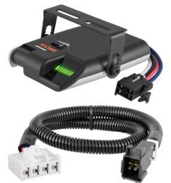 curt venturer brake control wiring for chrysler aspen dodge ram dakota durango [ 3008 x 3008 Pixel ]