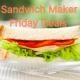 Home Sandwich Maker Black Friday Deals
