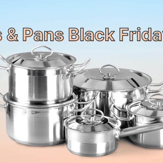 Pots and Pans Black Friday Deals