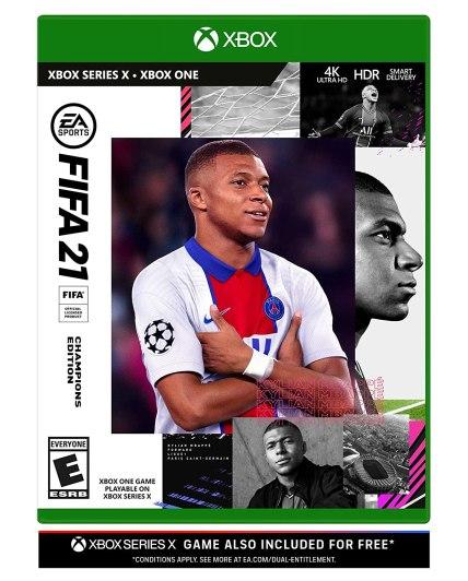 FIFA 21 Champions Edition Playstation 4 & Playstation 5 Black Friday 2020 1