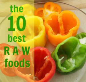 upgrades nutrition raw foods