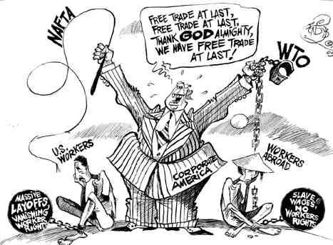 U.S. Labor History » Labor and Globalization