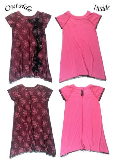 M6501 A+E Dress for Tweeny Niece