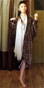 Folkwear 503 Poiret Cocoon Coat