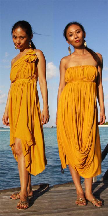 Emami / M Bradbury Endless Dress