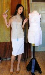 Top/Dress sloper muslin