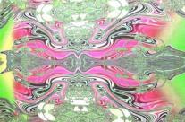 & matching Silk Chiffon