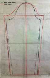 2. Basic vs Tunic Sleeve Block