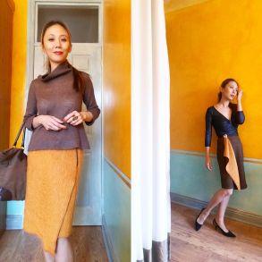 Pencil Skirt (Basic)