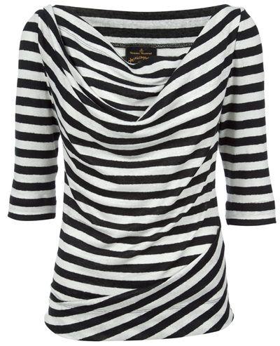 Vivinne Westwood stripy T