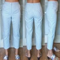 Slim Pants Pattern 4 Wearable Muslin 2
