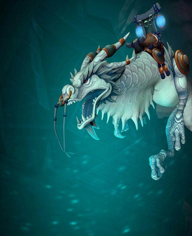Wow Rei Lun : Rajani, Warserpent, Mount, Boost, Patch, Overgear.com