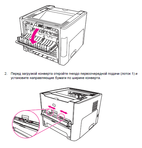 Керівництво по ремонту та обслуговуванню принтера HP