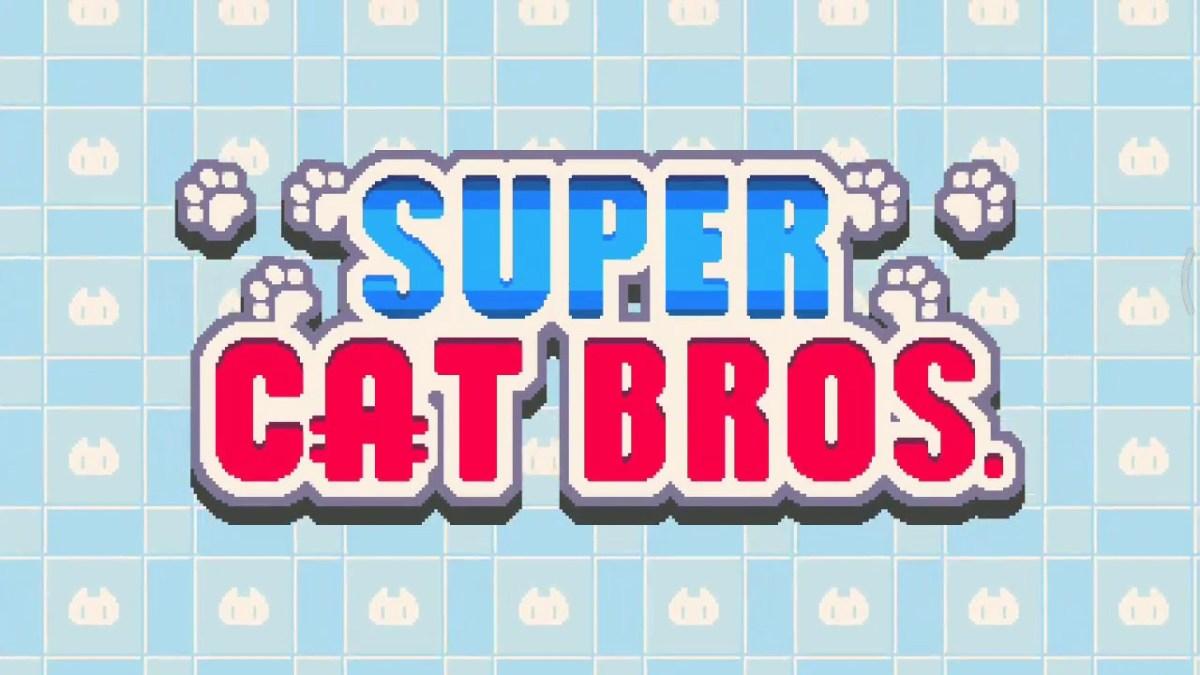 Super Cat Bros. ซุปเปอร์แมวเหมียวเด้งดึ๋ง