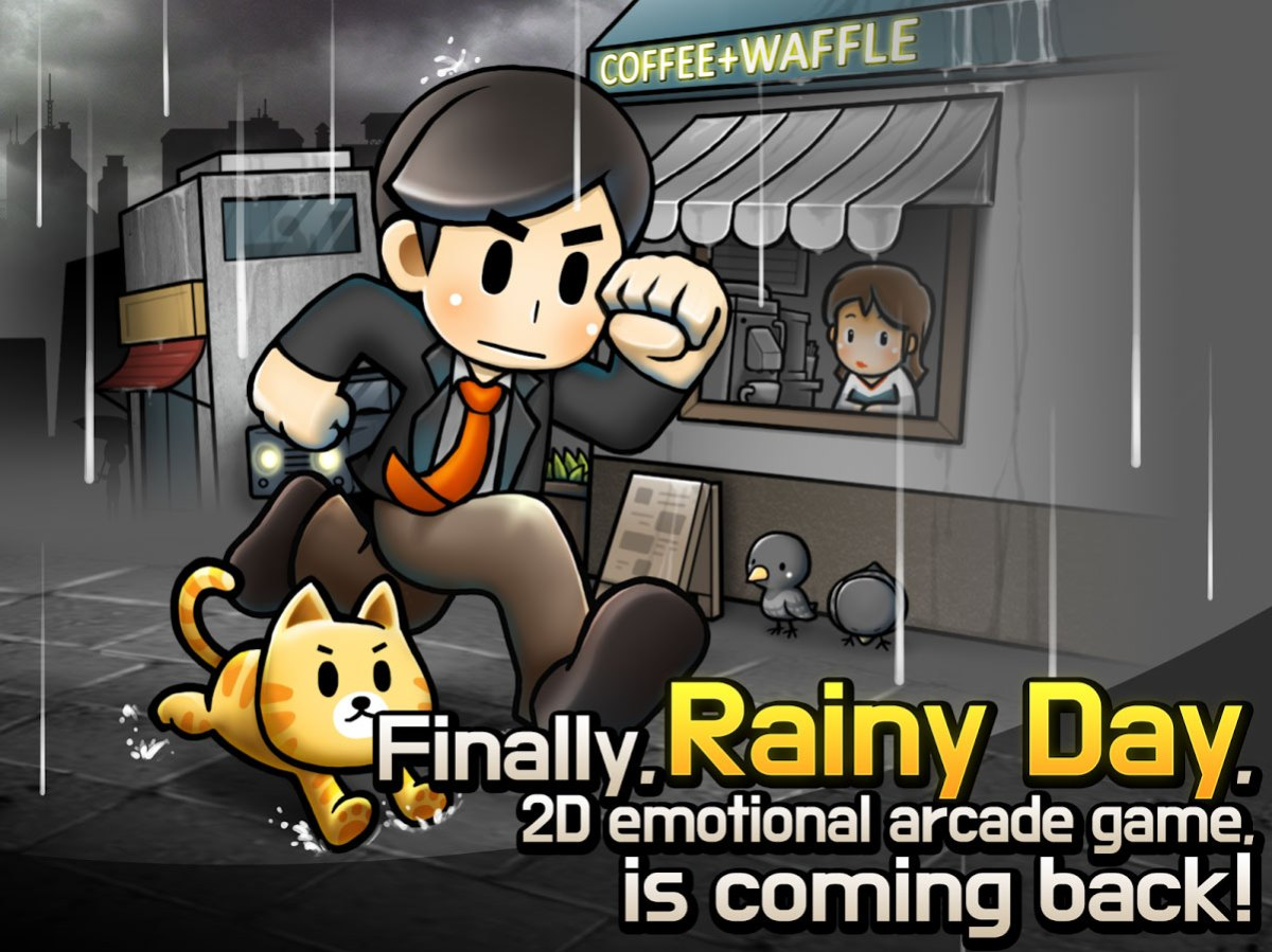 Rainy Day – Remastered ฝนตกตอนเลิกงาน เซ็งเป็ด!!