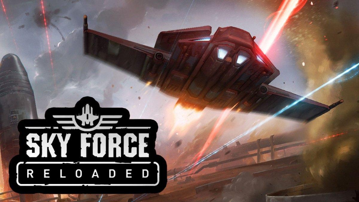 ยานยิงมหาประลัย Sky Force Reloaded