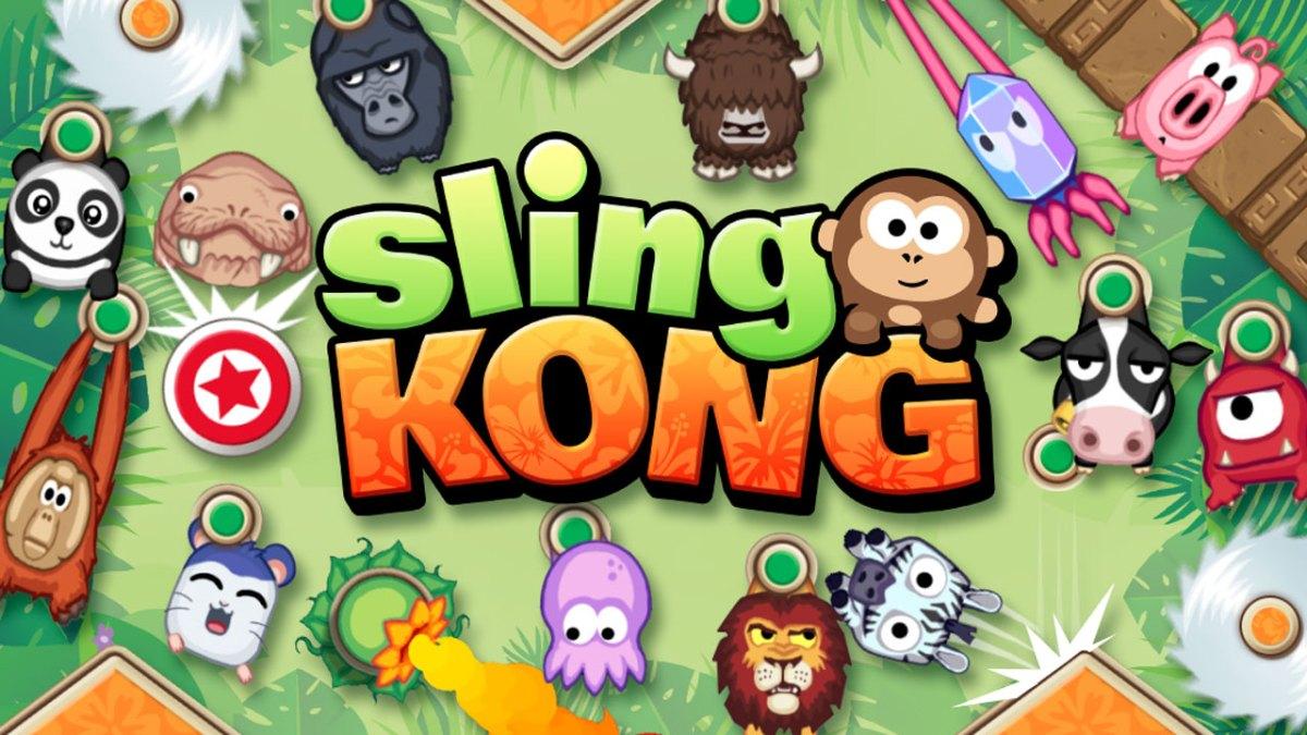 ลิงน้อยห้อยโหน Sling Kong