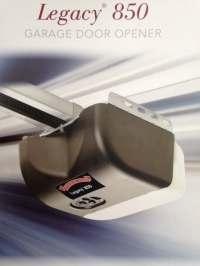 Legacy 850 1/2HP Light Duty Garage Door Opener - Overhead ...