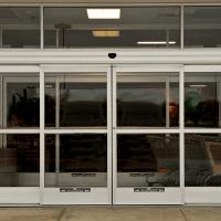 Automatic Entry Doors - Overhead Door Company of Dallas