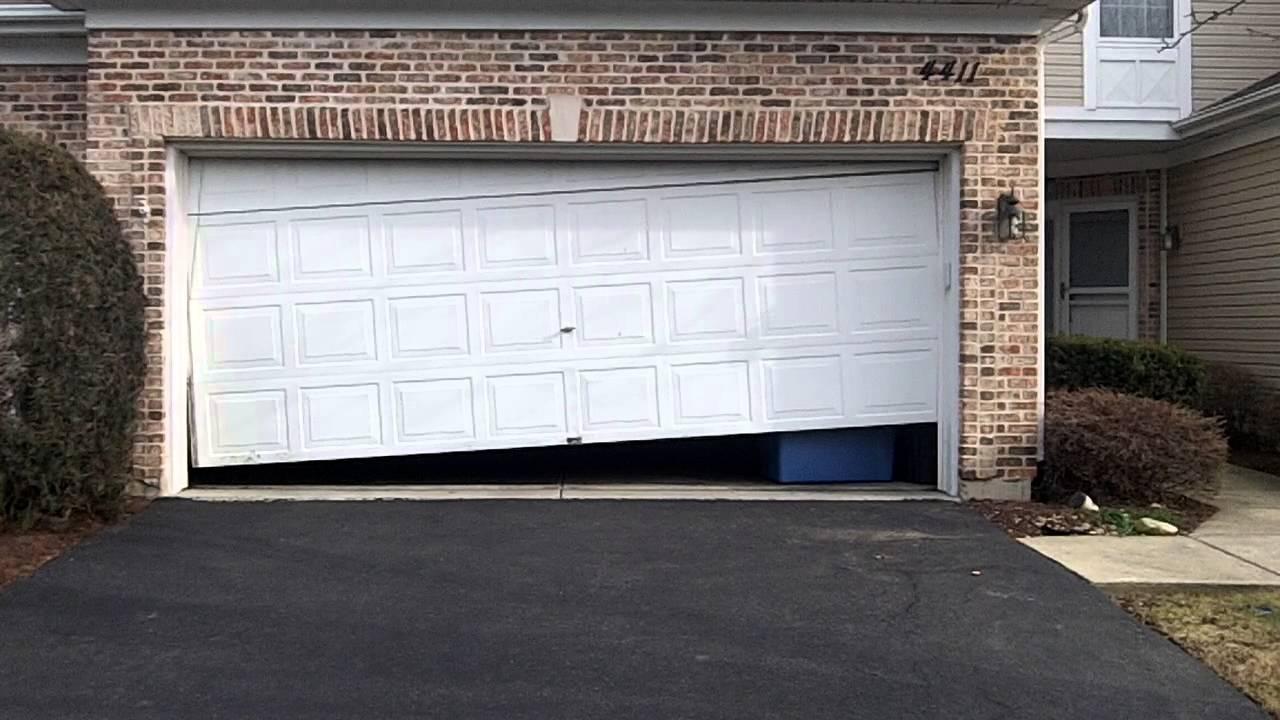 Garage Door Problems  Fix or Replace  Overhead Door