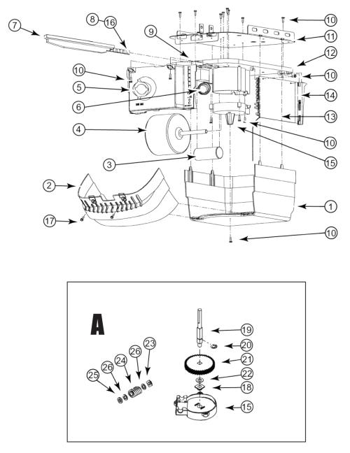 small resolution of python 2 garage door opener wiring diagram