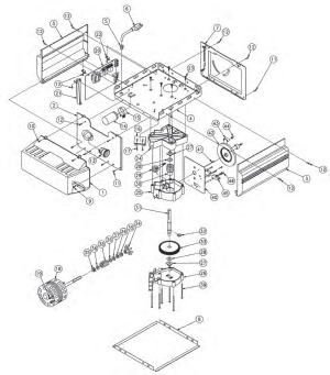 Genie Model 850 Part Diagram | Wiring Diagram Database