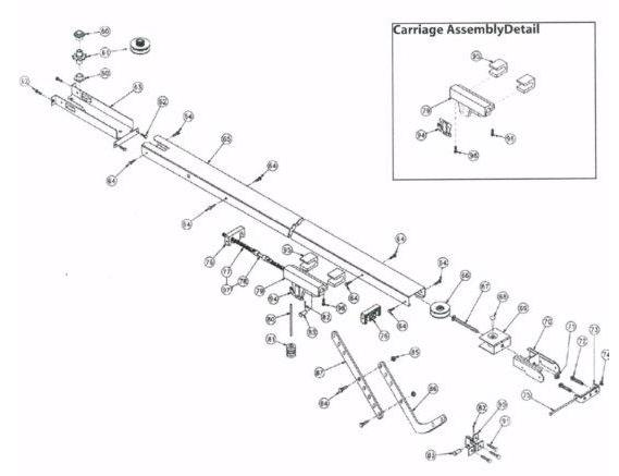 Garage Door Parts: Overhead Garage Door Parts Online