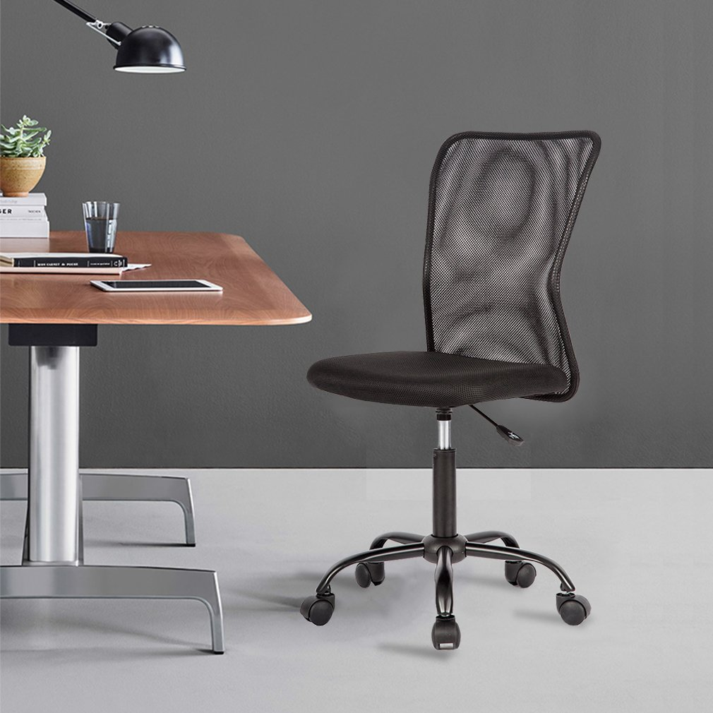 7 Best Armless Office Chairs (2020 Review)