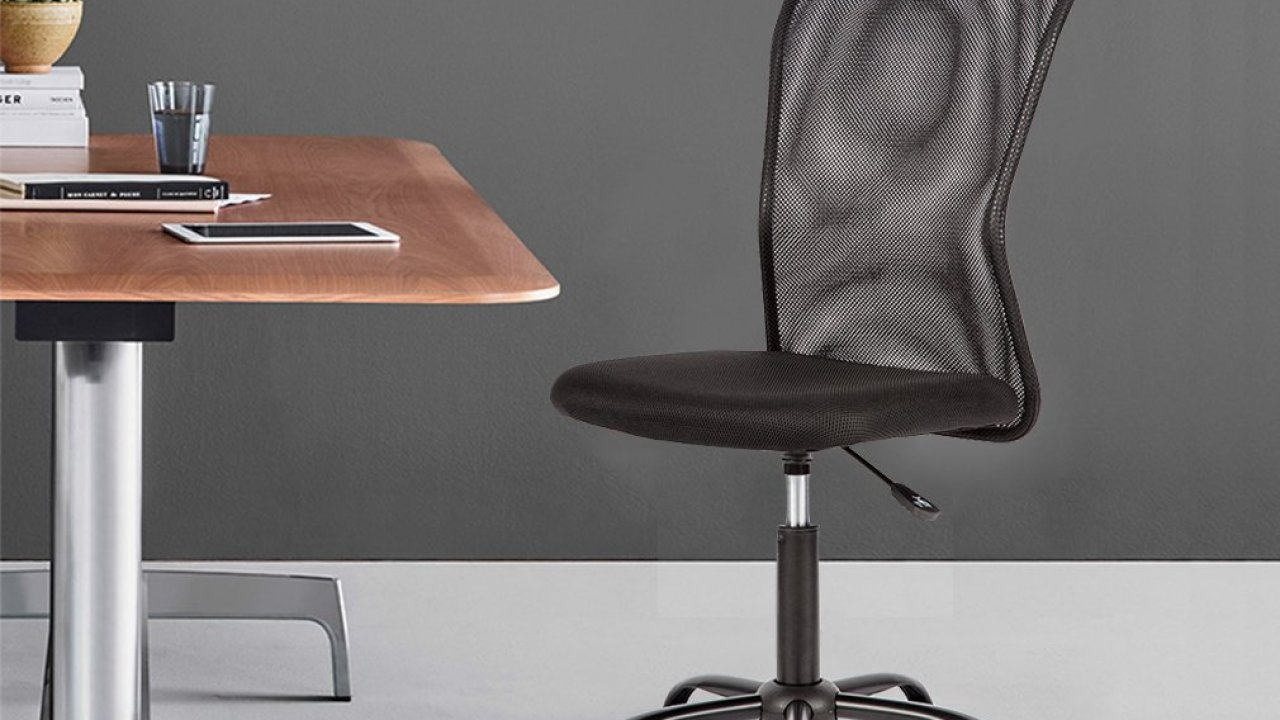 9 Best Armless Office Chairs 2020 Review Overheard On Conference Calls