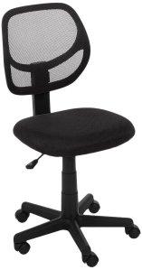AmazonBasics Low-Back Chair