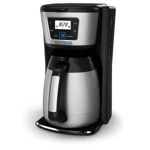 4. BLACK+DECKER 12-Cup Thermal coffee maker