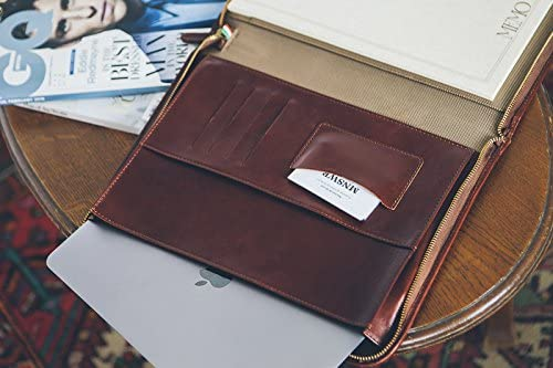 10 Best Leather Portfolios and Padfolios (2021 Review)