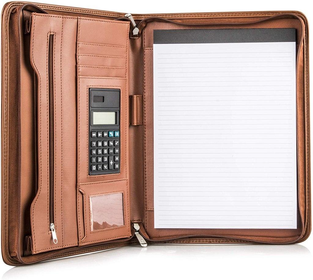 COSSINI Premium Business Portfolio with Zipper