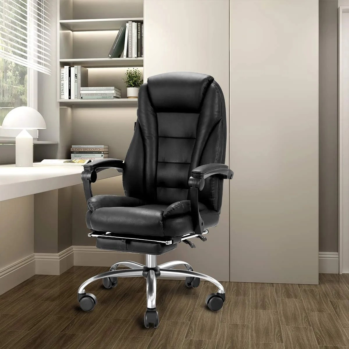 12 Best Reclining Office Chairs With Footrests