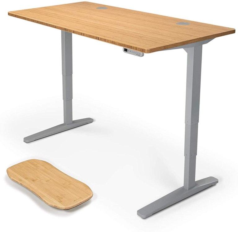 UPLIFT Desk - V2 Bamboo Standing Desk