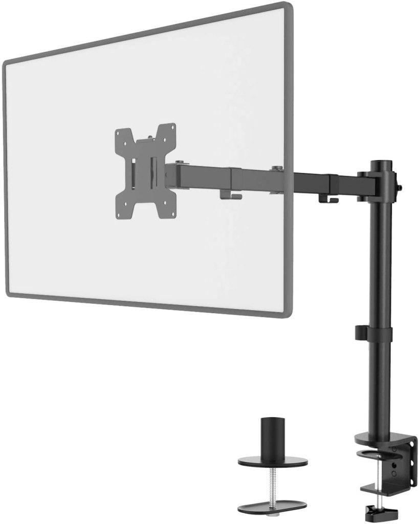 WALI Single LCD Monitor Desk Mount