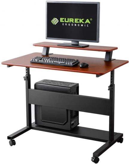 EUREKA ERGONOMIC Height Adjustable Standing Desk