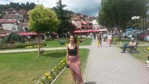 vakantie in ohrid stad noord macedonië
