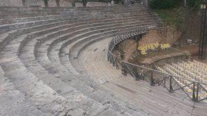 noord macedonië buiten theater