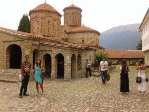 mooi kapelletje in noord macedonië