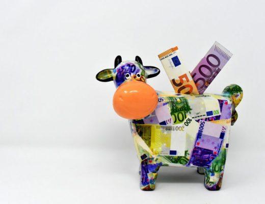 financiele-doelen-spaarpot-koe