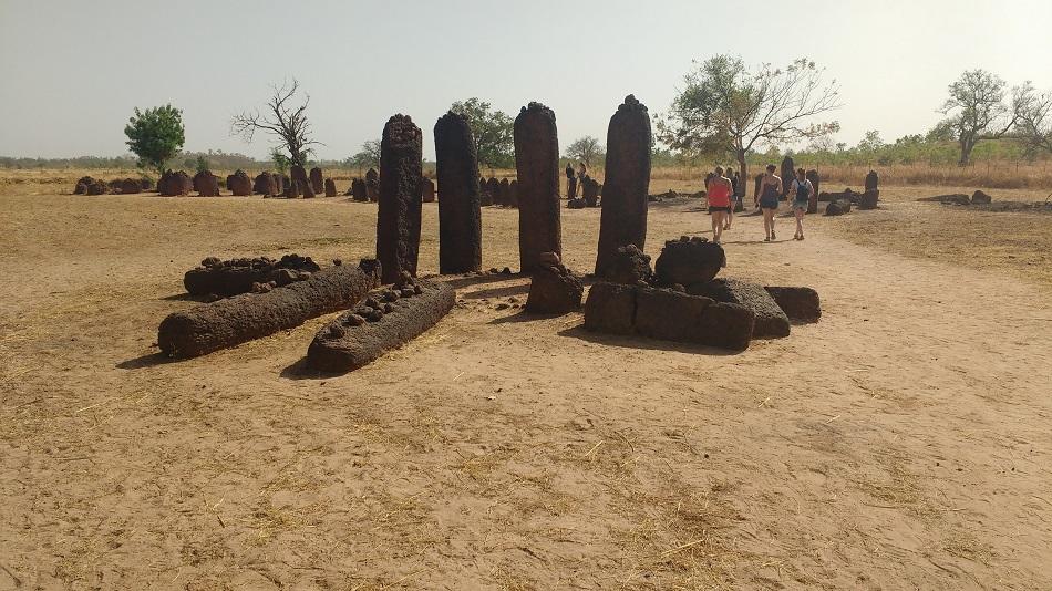stone circles gambia