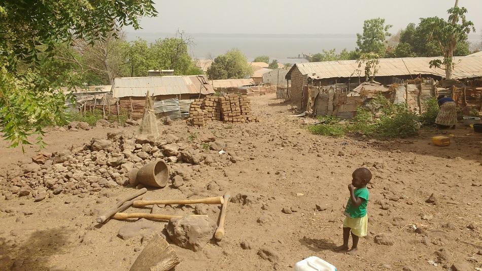 tendaba dorp gambia