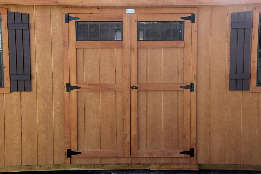 Storage Shed Ideas From Russellville KY Backyard Shed