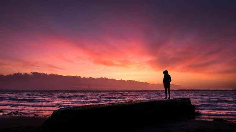 ireland things to do sunset